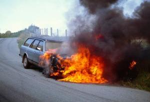 car-fire