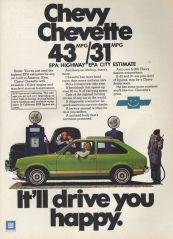 Chevy Chevette