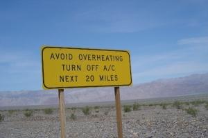 OverheatSign