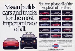 NissanHumanRace